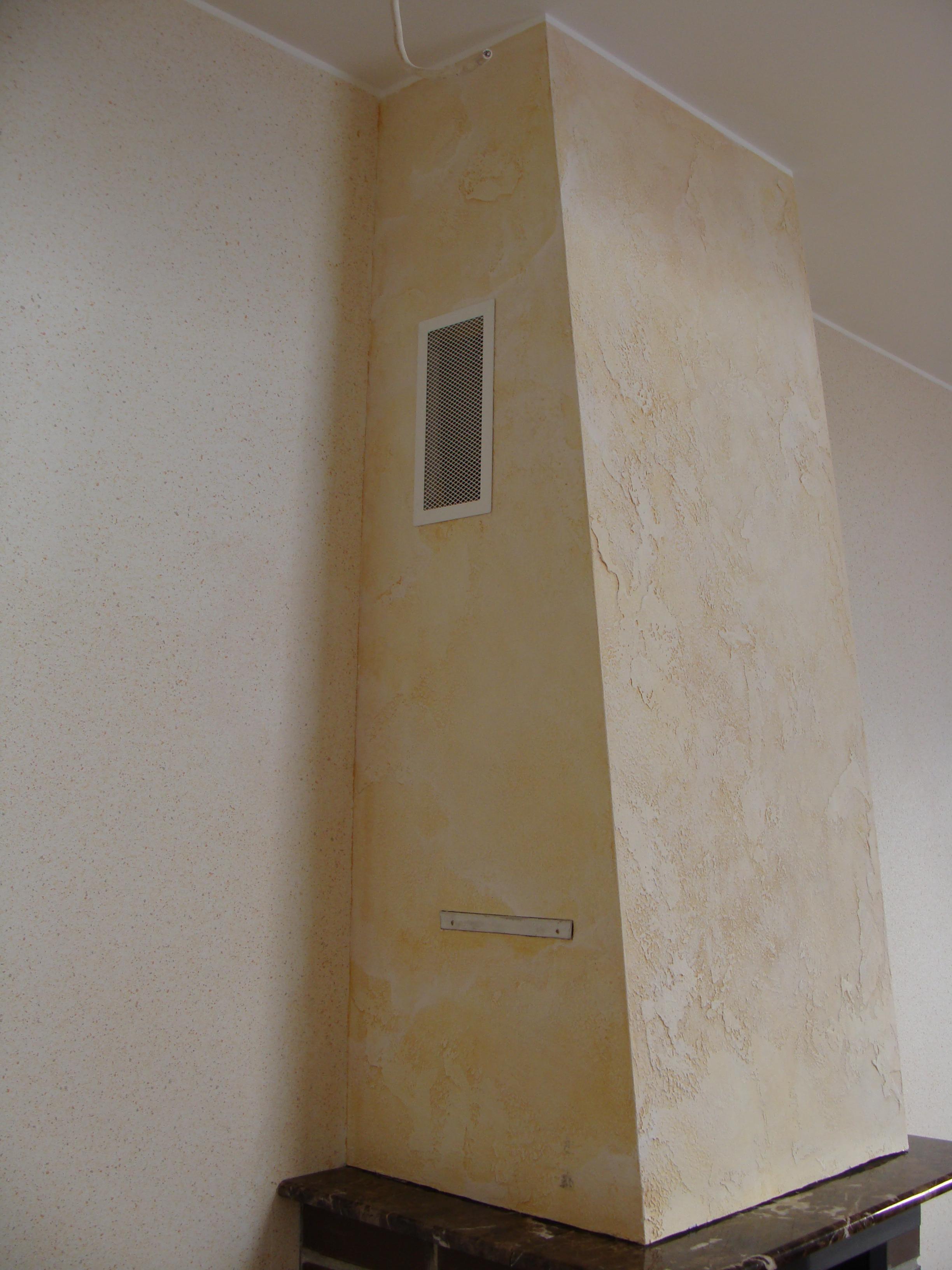 Краска ванна стены